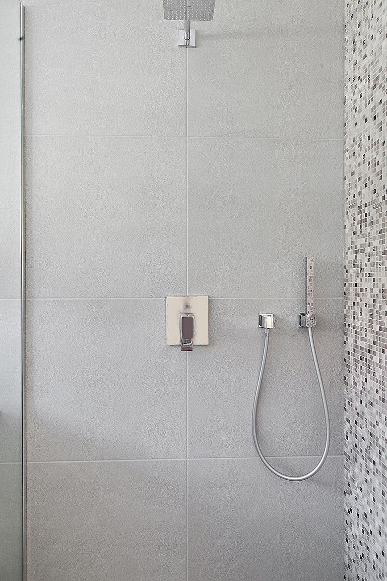 Duschplats